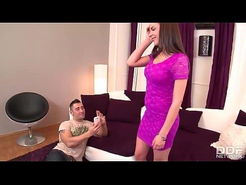 Gata em video de sex fode demais