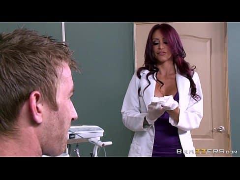 Doutora do redetuby mete com seu paciente