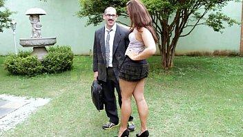 Boa mulher no pornô carioca metendo com empresario