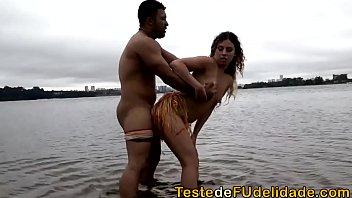 Loira amante e fodida no brasil porno